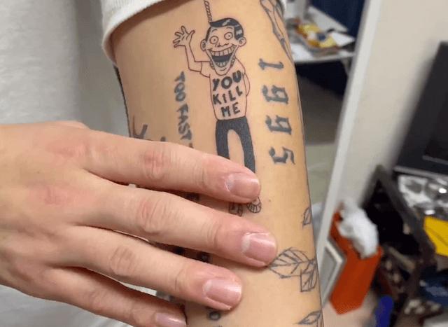 タトゥーのアフターケアには【ニベアorワセリン】どっちがいい?