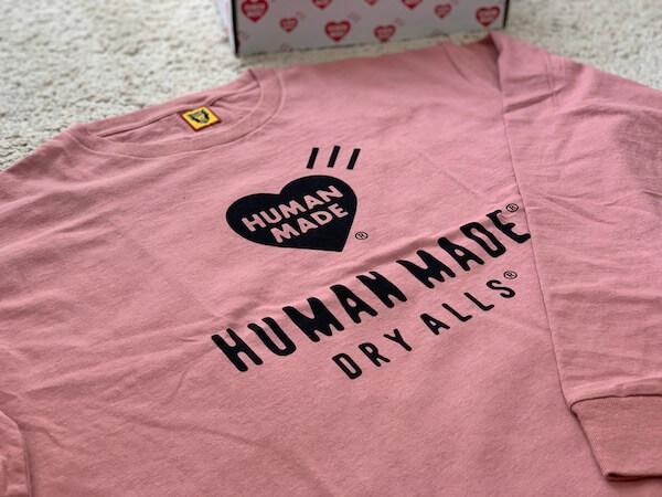 human madeLONG-T#2