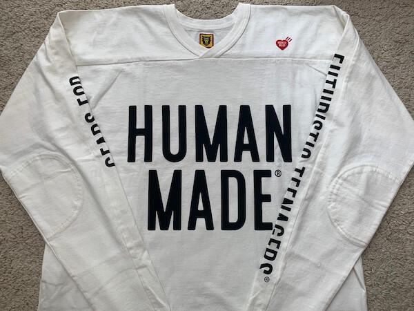 human madeのロンT2